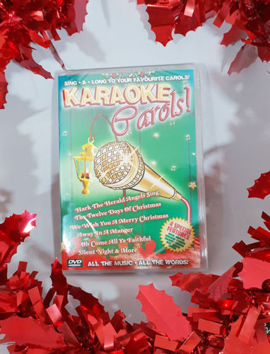 Picture of Karaoke Christmas Carols DVD