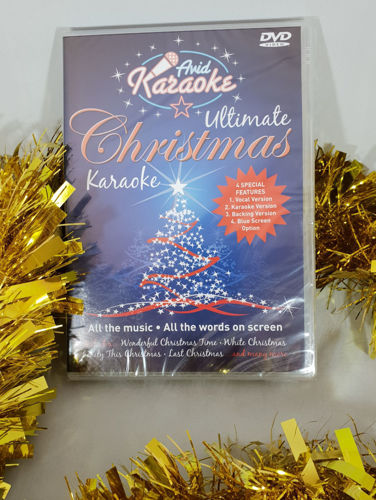 Picture of Ultimate Christmas Karaoke DVD