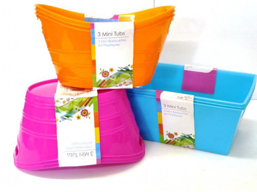 Picture of Mini Tubs (Set of 3)