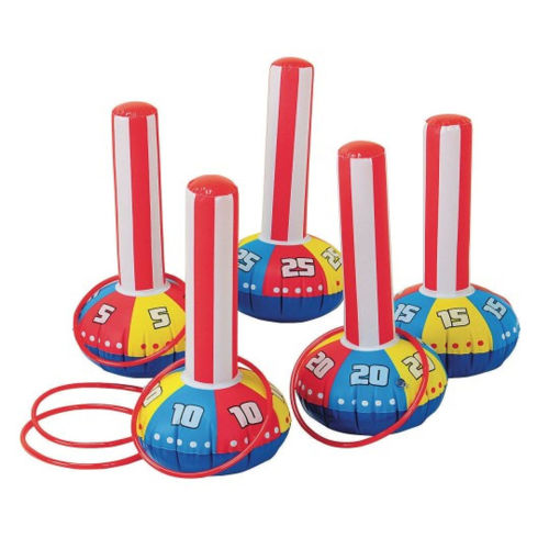 Picture of Inflatable Ring Toss Game