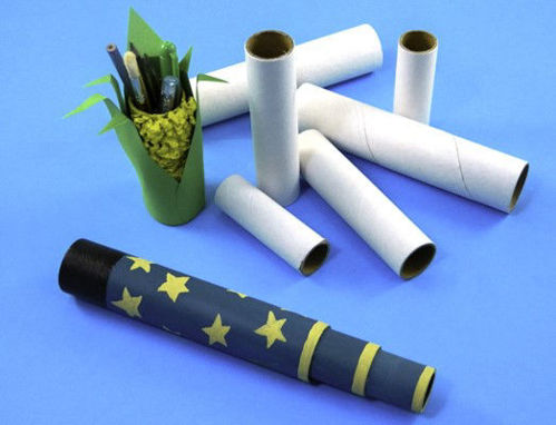 Picture of Cardboard Modelling Tubes (Pack of 75 Assorted)