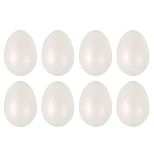 Picture of Easter Egg  Foam Shapes (Pack of 8) *SEASONAL*