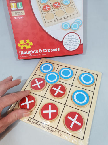Picture of Chunky Noughts and Crosses