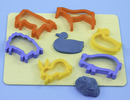 Picture of Animal Cutters (6 Assorted)
