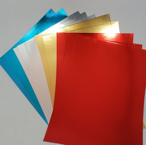 Picture of Mirror Card A4 (Pack of 10 Sheets)