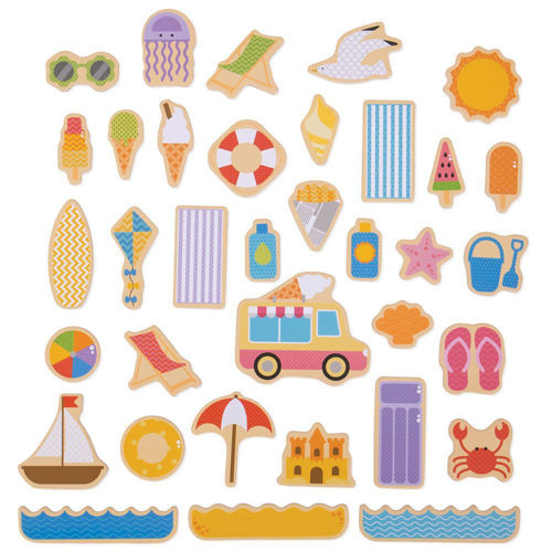 Picture of Seaside Magnet Set