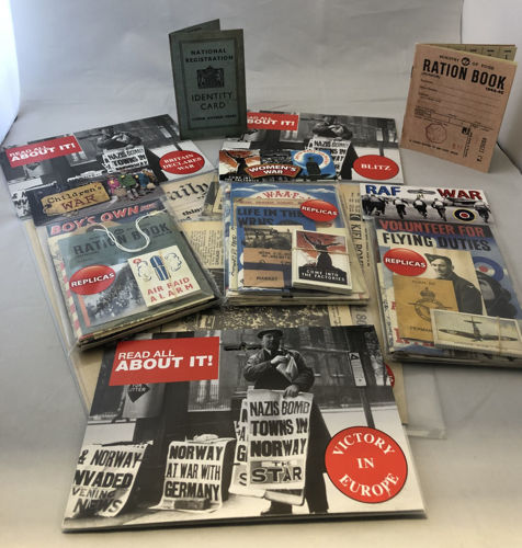 Picture of WW2 Conversation Collection