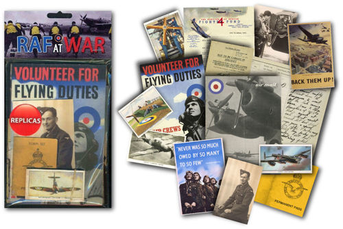 Picture of Memorabilia Pack - RAF at War