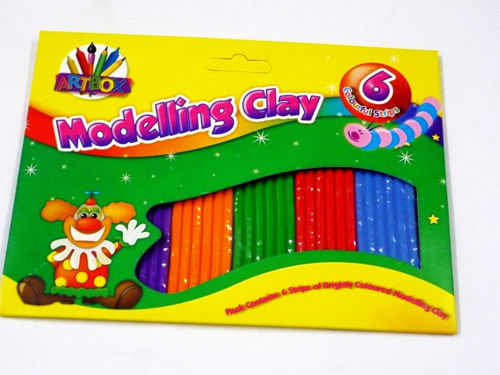 Picture of Coloured Modelling Clay