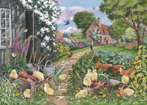 Activities to Share - 250 Large Piece Jigsaw Puzzle - Going Cheep, large 3.6cm pieces for easy gripping