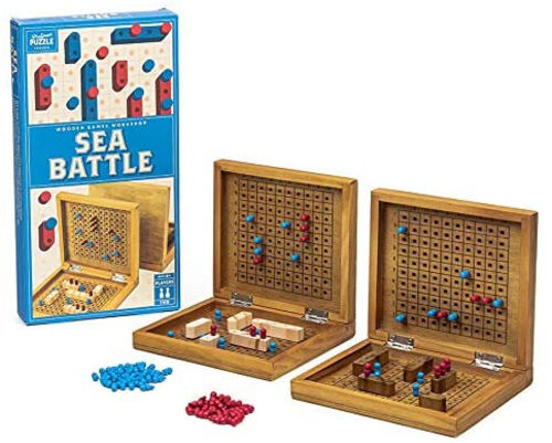 Picture of Sea Battle Game