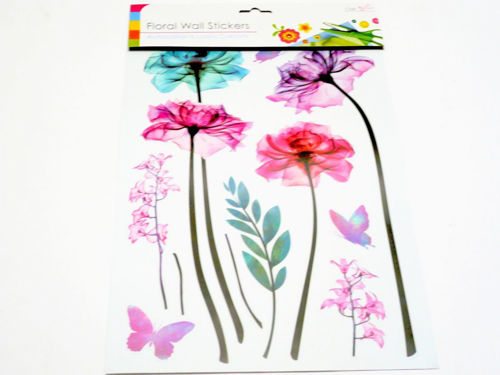 Picture of Floral Wall Stickers