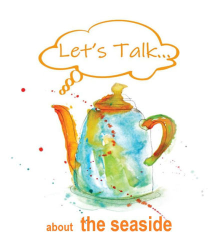 Let's Talk Occupational Therapy Packs, The Seaside activity ideas, downloadable OT therapy activity packs