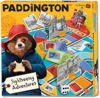 Sightseeing Adventure with Paddington Bear Board Game, includes 24 Mystery cards; 24 selfie picture cards; 6 London attraction pieces; 4 Paddington playing pieces; 4 My scrap books; 1 playing board; 1 Dice, size: box: 27cm x 27cm x 7cm. 2-4 players