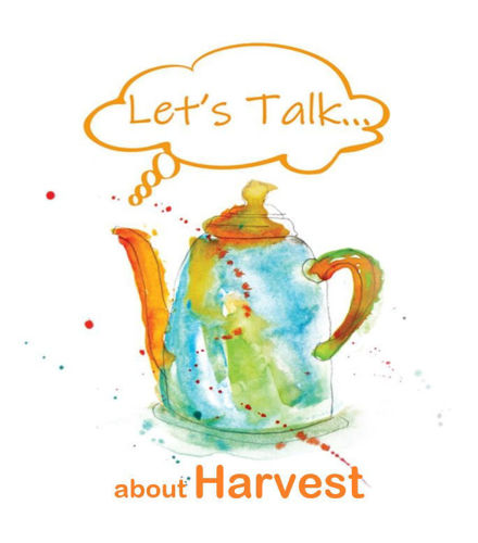 Let's Talk OT Packs - Harvest, downloadable occupational therapy for older people in care homes
