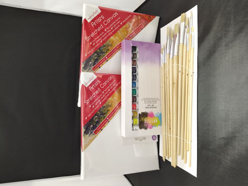 Picture of Gouache Painting Set