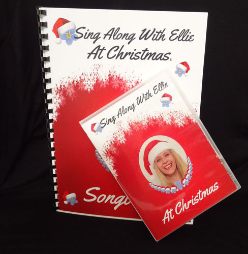 Activities to Share  - Sing Along With Ellie at Christmas