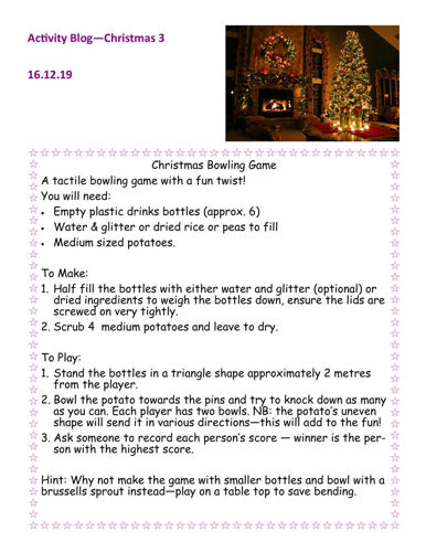 Activities to Share - Christmas Part 3