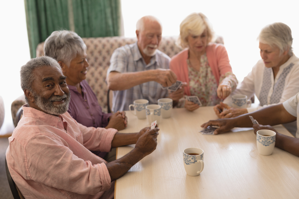 Social Games for Care Homes