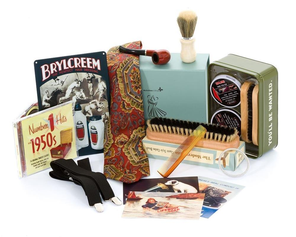 Reminiscence Box - Men's Night on the Town