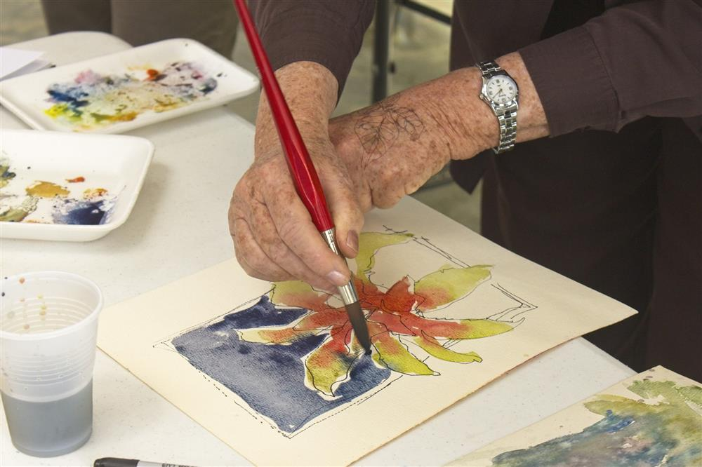 Painting and Colouring for All Abilities